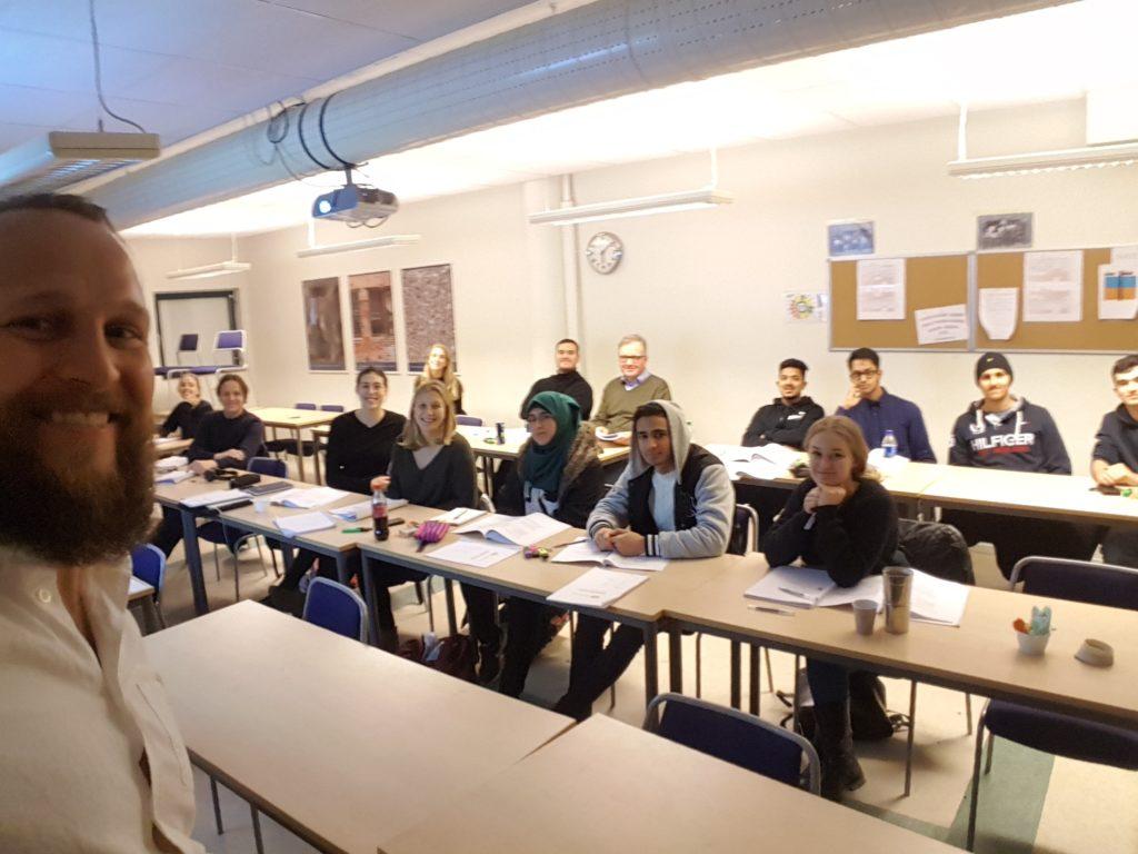 intensivkurs högskoleprovet stockholm 2017